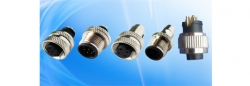 M12 Molded Cable Connectors