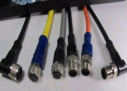 Waterproof  Connector Cable