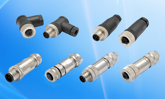 M12 Connectors in the company of FLECONN China