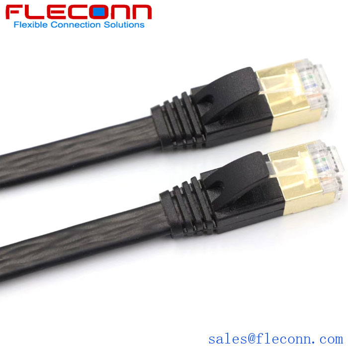RJ45 Ethernet Cable and Manufacturer in China